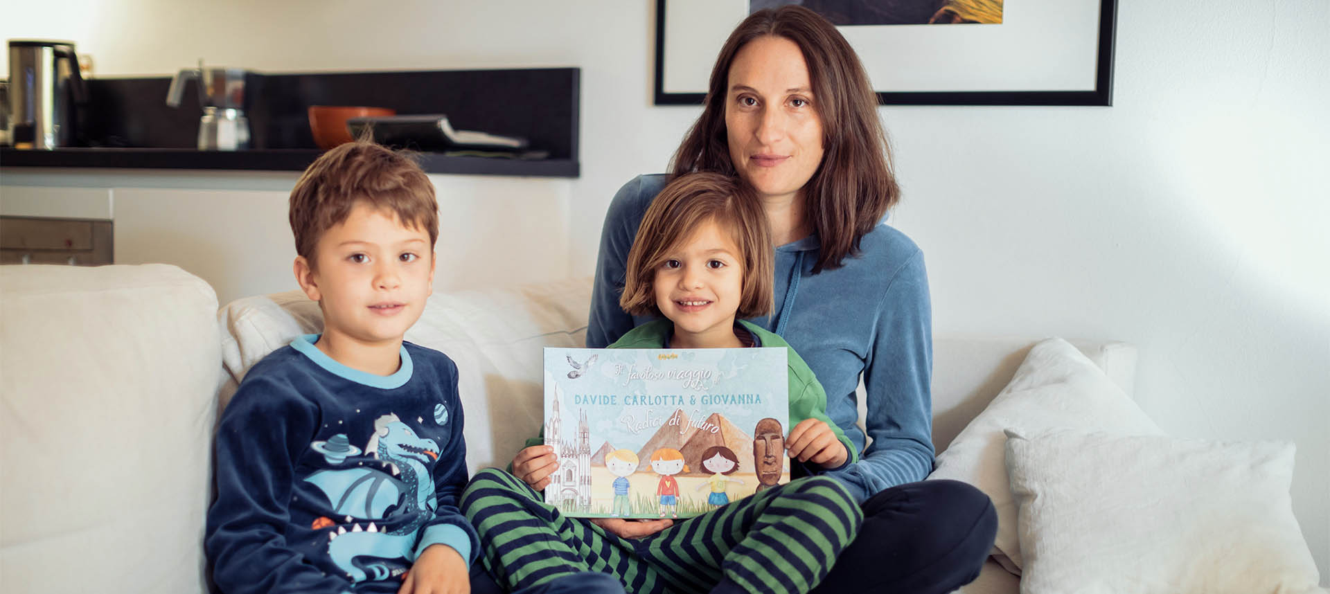 Faboola, crea il tuo libro assieme ai tuoi bambini