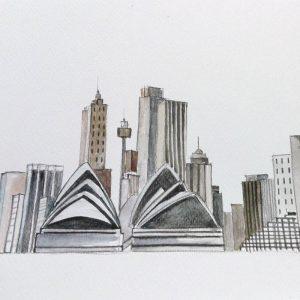 Faboola: le tavole originali (Sydney)
