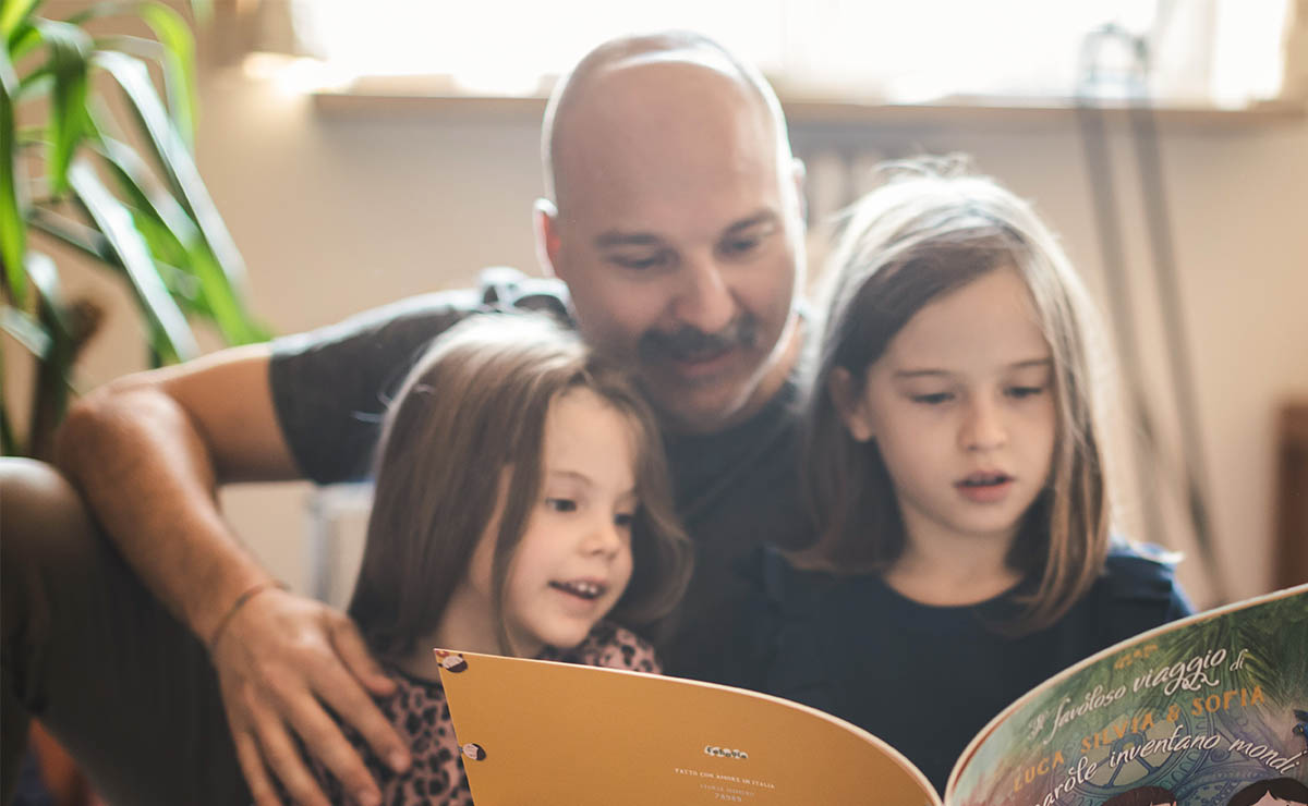 Consigli di lettura per la Festa del papà