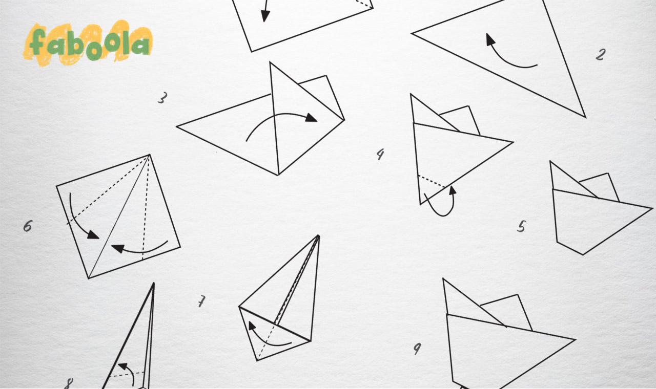 Crea i tuoi origami con Faboola